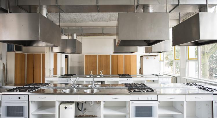 Keukenruimte te huur